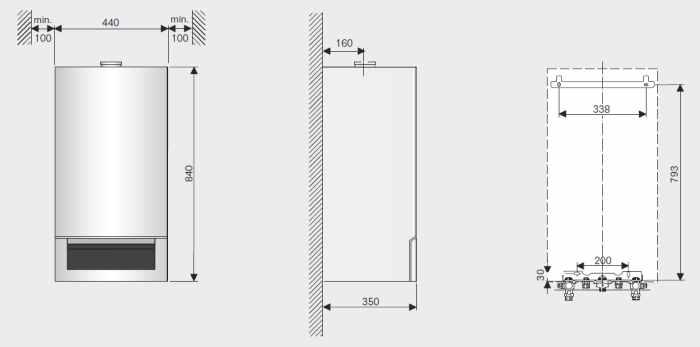aluminium silizium therme edelstahl